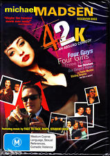 42K * MICHAEL MADSEN * NEW & SEALED DVD