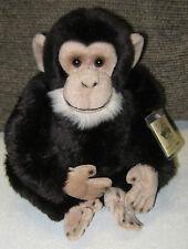 Webkinz Signature Chimpanzee (Ganz Stuffed Animal Plush) With Tags