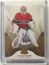 2016-17 The Cup Carey Price Auto /12 Upper Deck 16/17 SP