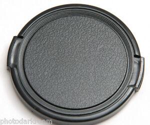 58mm Plastic Lens Cap - Snap-on - NEW Bulk Stock C517