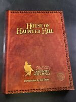 HOUSE ON HAUNTED HILL: A WILLIAM CASTLE ANNOTATED By Robb White