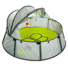 bbluv Nido 2 in 1 Travel Bed & Play Tent