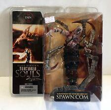 "Clive Barker Tortured Souls 2 Fallen Zain 6"" Figure #B NEW MOC McFarlane Toys"
