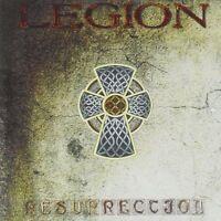 LEGION - RESURRECTION  CD NEW