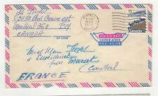 Canada 1 timbre sur lettre 1973 tampon Montréal Québec  /L394