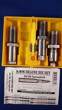 Lee Deluxe Die Set for 30/06 Springfield #90615 - New