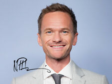 Neil Patrick Harris SIGNED PHOTO Series of Unfortunate Events HIMYM BARNEY AUTO