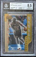 1996-97 Bowman's Best Best Cuts Michael Jordan #BC2 BGS 8.5