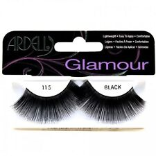 10 Pairs of Ardell False Eyelashes Fake Lashes Invisibands Glamour 115