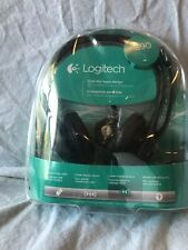 Logitech H390 USB Headset Noise Cancelling Microphone New In Package