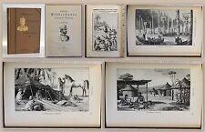 Heilborn Allgemeine Völkerkunde 1898 Menschheitsgeschichte Kulturgeschichte xz
