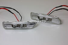 BMW E46 2 Doors COUPE 99-03 CLEAR LED SIDE MARKER REPEATER INDICATOR LIGHT