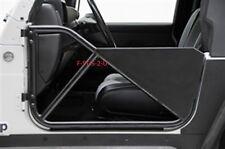Smittybilt SRC Front Trail Doors w/ Mirror Bracket 07-17 Jeep Wrangler JK 76791