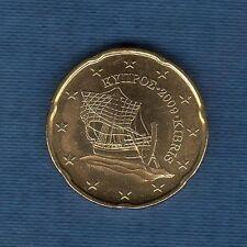 Chypre - 2009 - 20 centimes d'euro - Pièce neuve de rouleau -