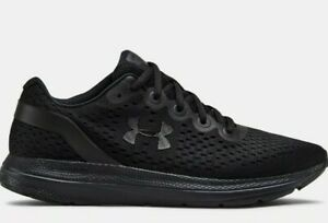 Womens Under Armour Charged Impulse 3021967-003 Shoe Size 7