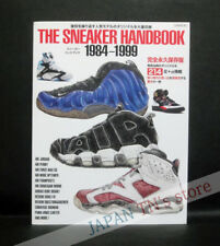 Japan 『THE SNEAKER HANDBOOK 1984-1999』 Japanese Sneakers Shoes Collection Book