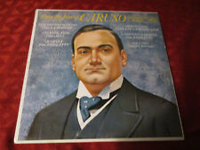 LP from the best of Caruso RCA Victor his Masters Voice