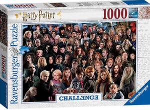 Ravensburger Harry Potter Challenge 1000 Piece Jigsaw Puzzle NEW