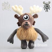 Cartoon Don't Starve Deerclops Plush Toy Soft Stuffed Animal Doll 11'' Teddy