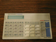Texas Instrument TI-30 Galaxy SLR Calculator Solor Pocket Calculator Scientific