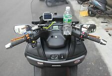 SUZUKI BURGMAN 650 (ALL) CROSSBAR (for GPS,Cellphone,Camera,Cup Holder,Speakers)