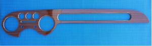 Legno cruscotto Lancia Fulvia coupè 2°-3° serie - Wood dashboard