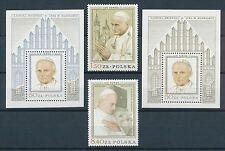 Briefmarken aus Polen mit Religions-Motiv