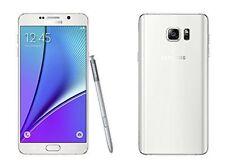 "Samsung Galaxy Note5 White N9200 DuosFACTORY UNLOCKED) 5.7"" QHD , 32GB, 4GB RAM"