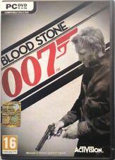 Gioco Pc 007 James Bond Blood Stone - Activision 2010 Usato