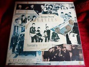 THE BEATLES ANTHOLOGY STEREO TRIPLE LP ALBUM EMI / APPLE MUSIC