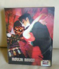 Moulin Rouge  Blufans exclusive Blu-ray Steelbook, Lenticular slip,  New/Mint