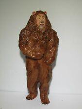 1995 Vintage Turner Wizard of Oz Cowardly Lion Hard Plastic Figure