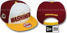Redskins 'NFL ONFIELD DRAFT SNAPBACK' Hats by New Era