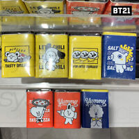 BTS BT21 Official Authentic Goods Kids Bandage BITE Ver 72x18mm 50p + Tracking#