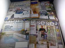 Lot Of 10 This Old House Home Renovation Magazines January-December 2004