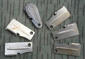 Lot x6 GENUINE COLD WAR CZECH ARMY ISSUE RATION PACK SURVIVAL TIN CAN OPENERS