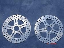 11.5 STAR FRONT & REAR DISC ROTORS 4 Softail Dyna Sportster 00-15 FXD FXDL
