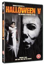 Halloween 5 - The Revenge Of Michael Myers (DVD, 2010) *New & Sealed*