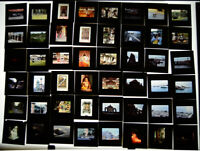 1966 Singapore Travel Street Temple Altar Ektachrome 35mm 48 Slide Lot Vtg Photo