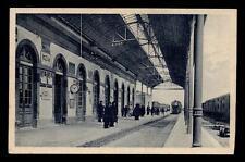 TRAPANI interno stazione ferroviaria