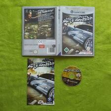 GameCube-Need for Speed MOST WANTED (complet avec neuf dans sa boîte Et Guide)