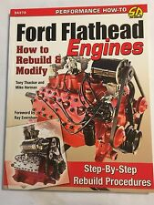 How to Rebuild & Modify Ford Flathead V8 Engines RESTORATION MODIFICATION Manual