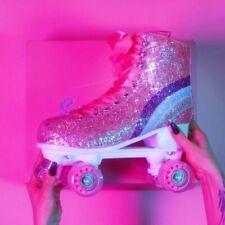 Sugar Thrillz Disco roller Skates Size 7