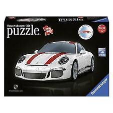 Ravensburger Porsche 911R 108 Piece 3D Jigsaw Puzzle