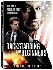 BACKSTABBING FOR BEGINNERS New Sealed DVD Ben Kingsley