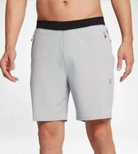 "HURLEY ALPHA TRAINER PLUS THREAT Men's 18.5"" Hybrid Walkshorts size M $65"