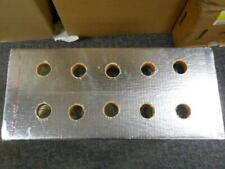 """AIR DISTRIBUTION PLENUM BOX HEA3010192/361-019-R8 20"""" X 30"""" (20)2"""" CUTOUTS"""