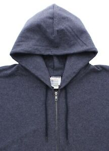 Champion Men's Fleece Jacket Hoodie Long Sleeve Double Dry Eco Full Zip Hood