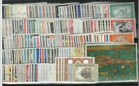 s32965 VATICANO MNH 1963/78 Giro Completo Paolo VI Complete collection   3 scans