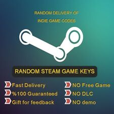 Random Steam Game Key